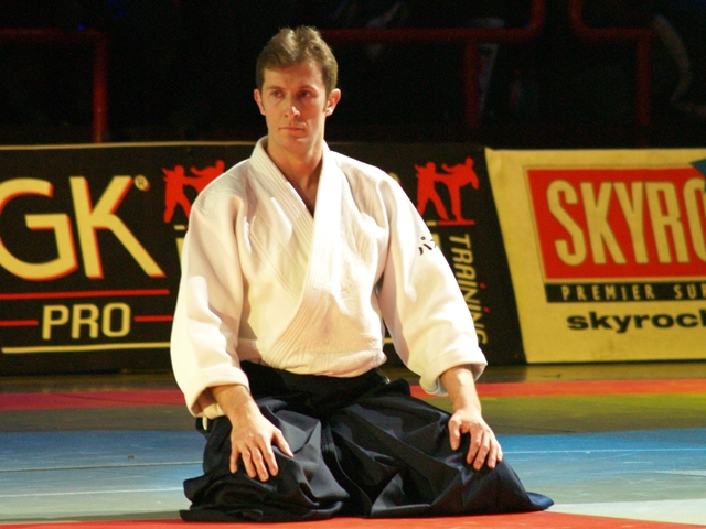 Stage aikido Pascal Guillemin Dimanche 30 mars